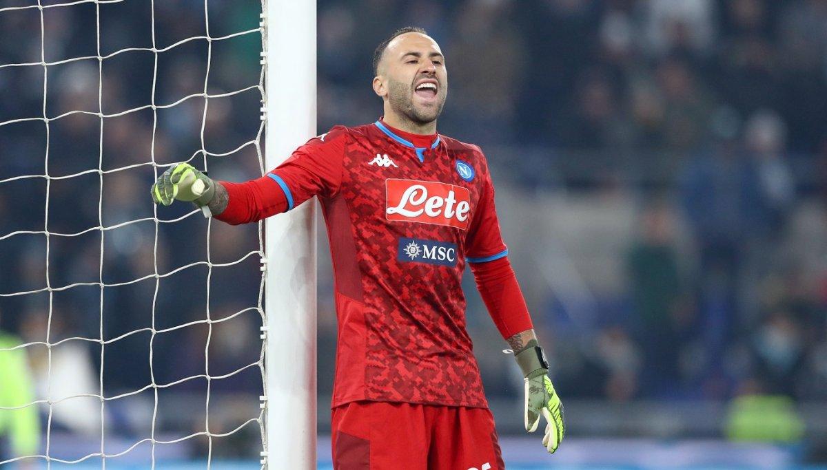 Tras superar la gripa, David Ospina sería titular ante Sampdoria